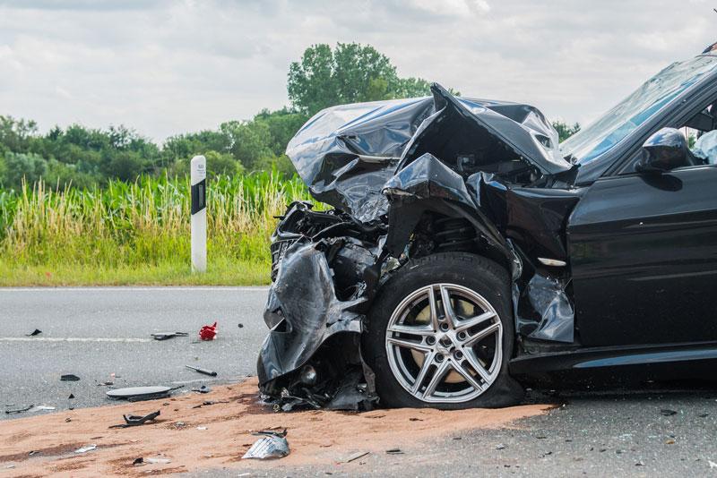 Schadensmanagement der Versicherungen bei Verkehrsunfall